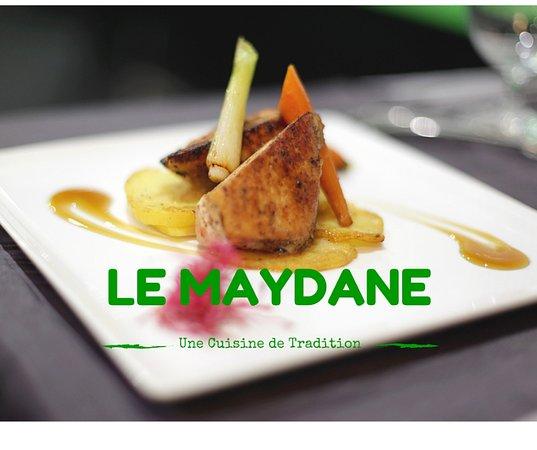 Clamart, Francia: Cuisine traditionnelle française