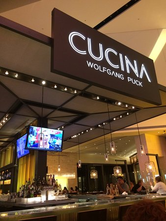 Cucina By Wolfgang Puck Picture Of Cucina By Wolfgang Puck Las
