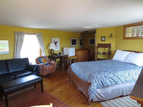 French River, Canadá: Dunes Room