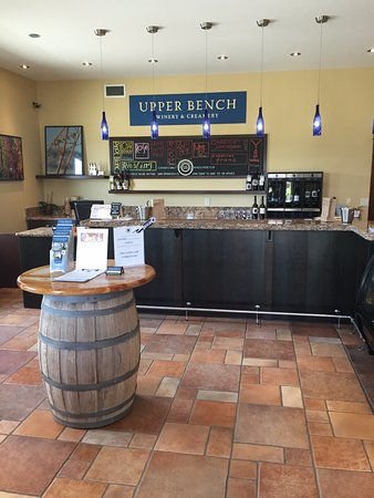 Penticton, Canada: The tasting room