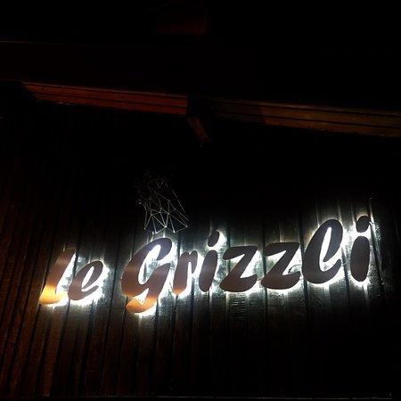 Macot-la-Plagne, Frankrig: Le grizzli
