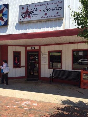 Marion, Karolina Północna: Bruce's Fabulous Foods