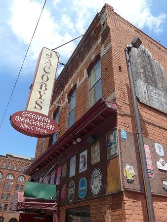 Jacobys German Restaurant Downtown Detroit Picture Of Detroit