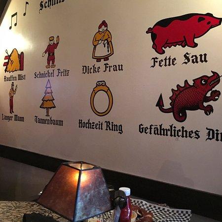 Jasper, IN: Schnitzelbank Restaurant