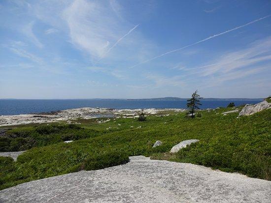 Peggy's Cove, Καναδάς: Memorial area