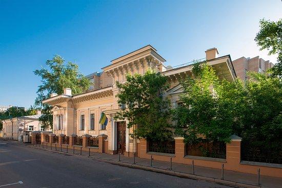 House at Denezhny Lane