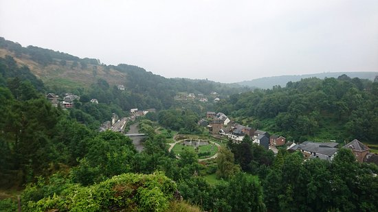 La Roche-en-Ardenne, Belgia: Chateau Feodal