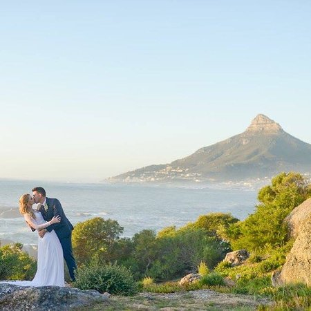 Camps Bay, Sudáfrica: Wedding weekend April 2016