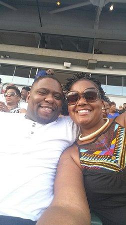 Paul Brown Stadium: 20160722_204015_large.jpg