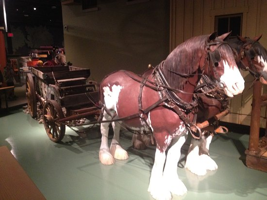 Cardston, Canadá: One of the variety of carriages