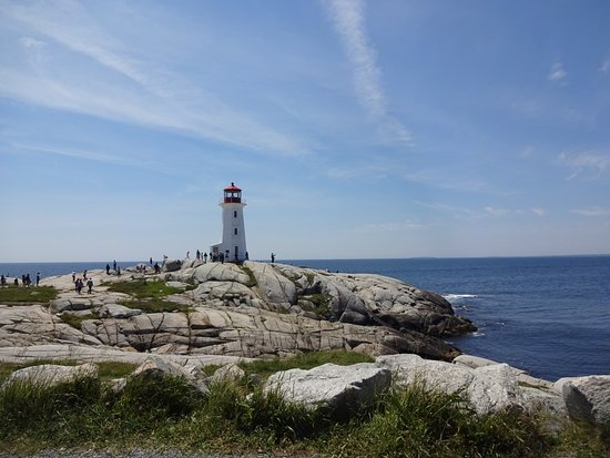 Peggy's Cove, كندا: Peggy's Cove lighthouse