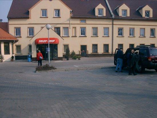 Boleslawiec, Pologne : Pottery factory