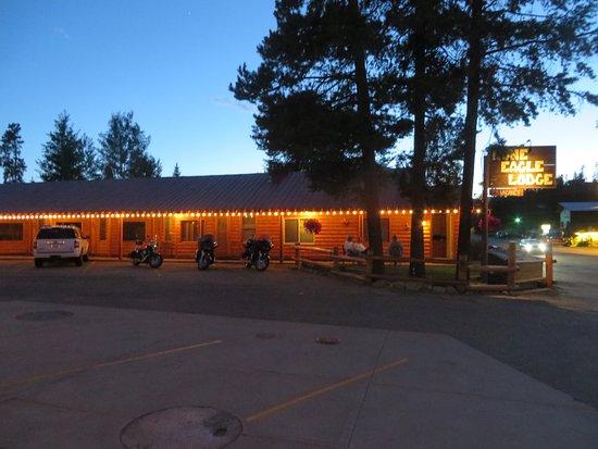 Foto de Lone Eagle Lodge