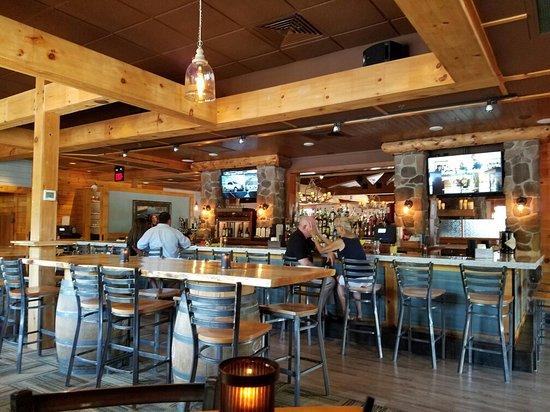 เบดฟอร์ด, นิวแฮมป์เชียร์: Canoe Restaurant