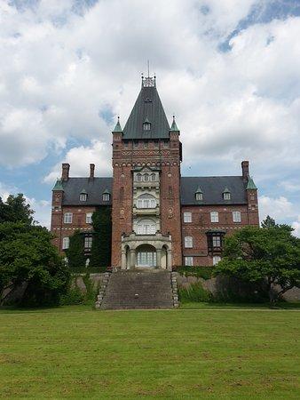 Eslöv, สวีเดน: Trollenäs Castle