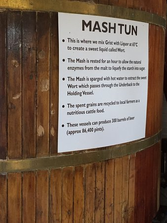 Devizes, UK: Wadworth Brewery Visitor Centre
