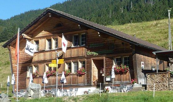 image Berggasthaus Ahorn sur Schwende