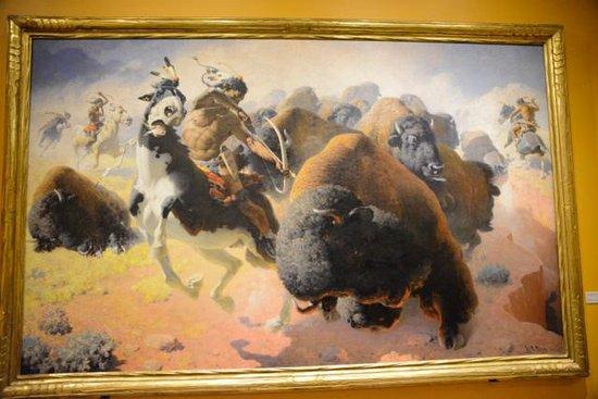 Corning, NY: The Buffalo Hunt