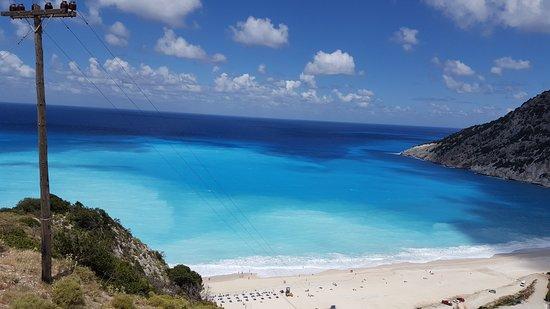 Myrtos Beach: my3