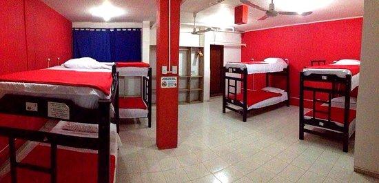 PitStop Hostel: dorm