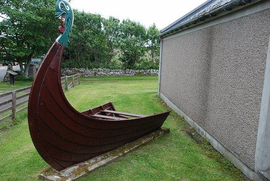 Orphir, UK: Viking Centre