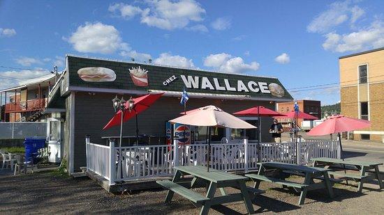 La Tuque, Canadá: Casse-Croute Chez Wallace