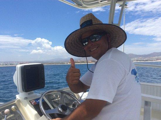 Fish On - Private Charters: Captain Yoyo!