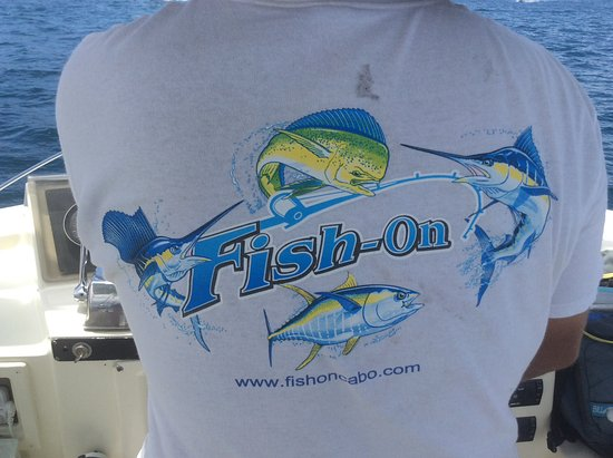 Fish On - Private Charters: Great Logo!