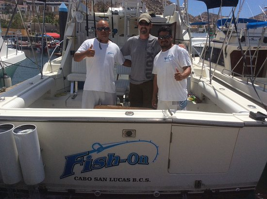 Fish On - Private Charters: What an amazing day