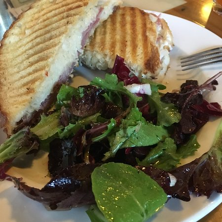 Hopland, CA: my panini