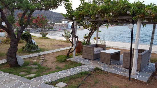 Serifos, Grecia: from the hotel