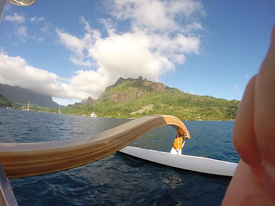 Moorea, Polinesia Francesa: breathtaking views