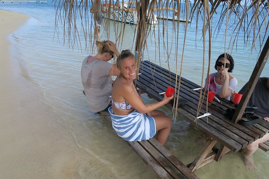 Moorea, French Polynesia: Lunch