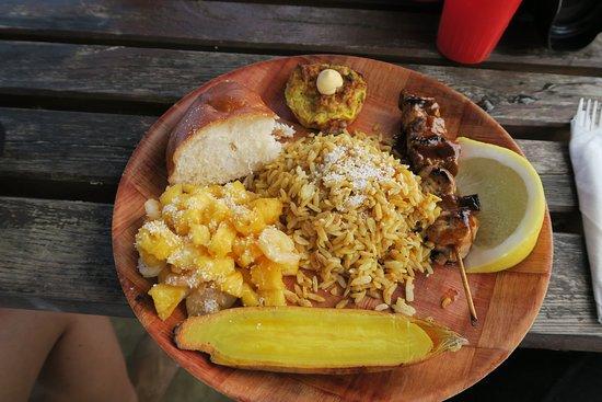 Moorea, French Polynesia: Yumm