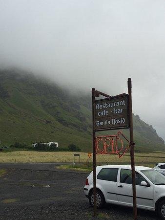 Hvolsvollur, İzlanda: Gamla fjosid