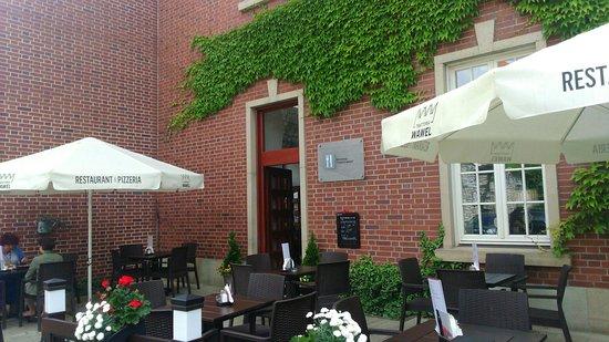 Restaurant at Wawel Royal Castle: DSC_0209_large.jpg