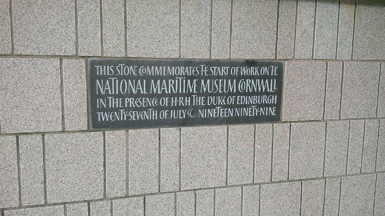 Falmouth, UK: The purpose