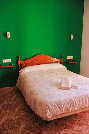 Carcabuey, Spagna: Hostal Restaurante La Zamora
