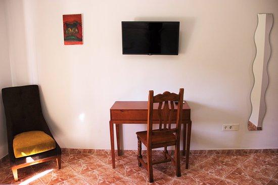 Carcabuey, Hiszpania: Hostal Restaurante La Zamora