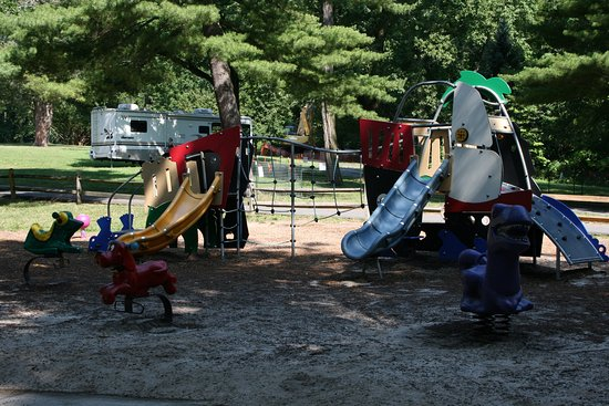 Silver Spring, MD: Toddler area