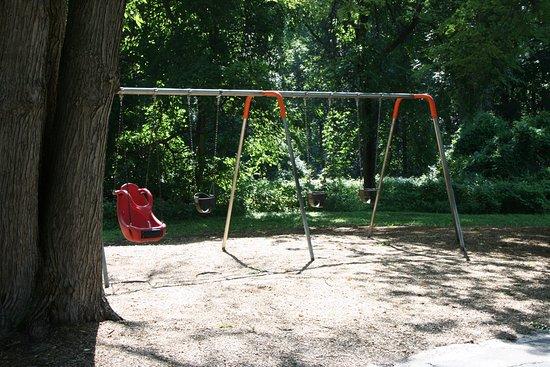Silver Spring, MD: Swings