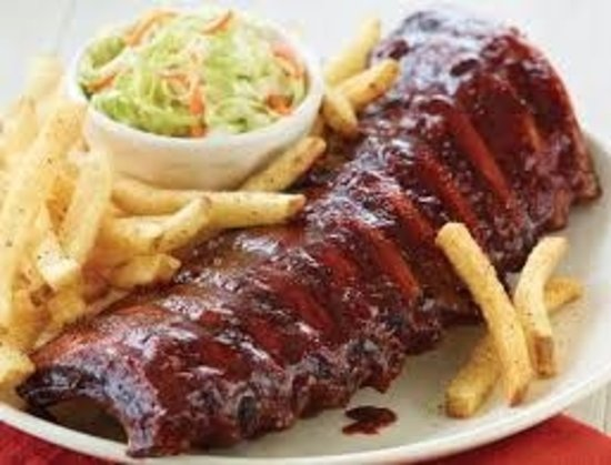 Yeck's Smokehouse Grill: Excellent Baby Back Ribs