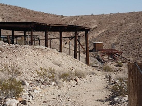 Yermo, CA: Calico Early Man Dig Site