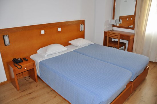 Hotel Arcanjo: Beds