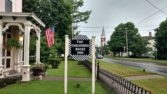 The Checkered Moose Inn