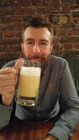 Hawksmoor Spitalfields: Shakey Pete's Ginger Brew