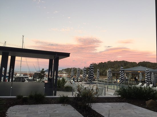 Corlette, Australia: Anchorage Port Stephens