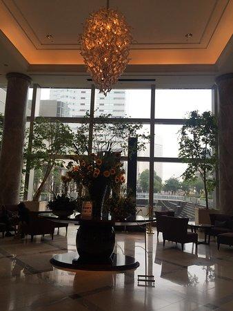Yokohama Royal Park Hotel: my pix...