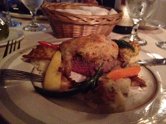 Cavendish, VT: Beef Wellington (Filet Mignon)
