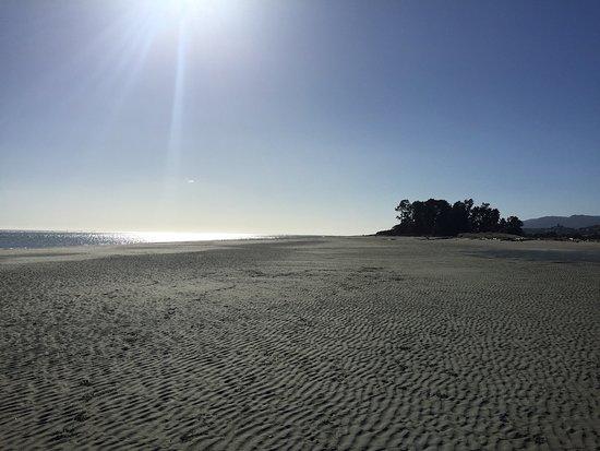 เนลสัน, นิวซีแลนด์: Tahunanui Back Beach tides out